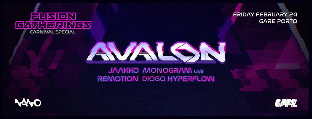 Fusion Avalon Remotion Gare Porto